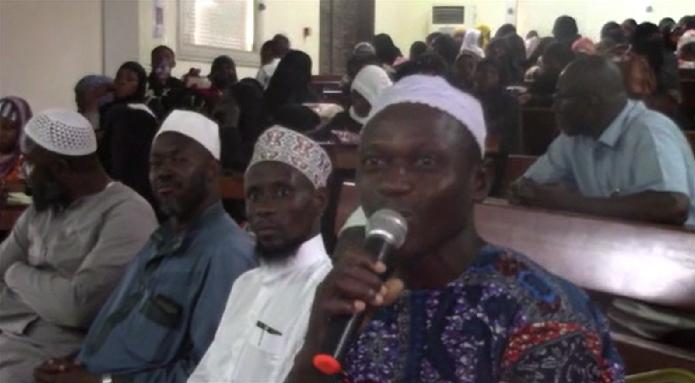 Journée de Solidarité Ramadan 2019 organisée par la Communauté des Elèves et Etudiants Musulmans de Côte d'Ivoire (CEEMUCI)