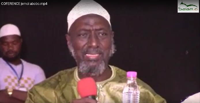 Conférence organisée par la JEMCI Abobo: Les Associations islamiques,, quels apports et bienfaits sur le musulman et la société ? Nos Docteurs (DIABY, FOFANA, KONE, FADIGA)