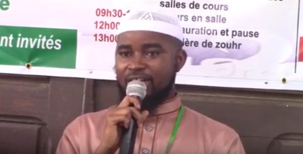 Séminaire de formation islamique de l'ONG Bureau d'Entraide Sociale : Conférence sur le thème, le monothéisme, credo naturel et historique de l'homme.Lassociationnisme, un incident de parcour