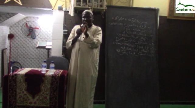Conférence organisée par la JEMCI Abobo, Section Colatier: Comment réparer la Prière?
