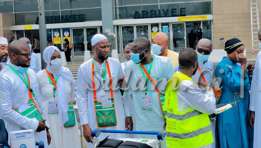 L'Agence Al Houda voyage accueille ses pèlerins de la Oumrah 2021