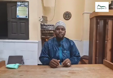 Enseignement sur le thème, Comment se fait le choix d'une autorité suprême en islam? Par Dr. FOFANA Adama