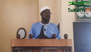 Khoutba: Nouvelle annee Musulmane ( Le Musulman doit faire le bilan de sa relation avec ALLAH ). Par Imam DIARRASSOUBA boukhary